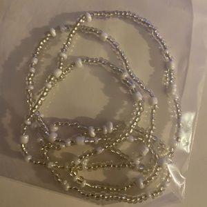 Waist beads 5$